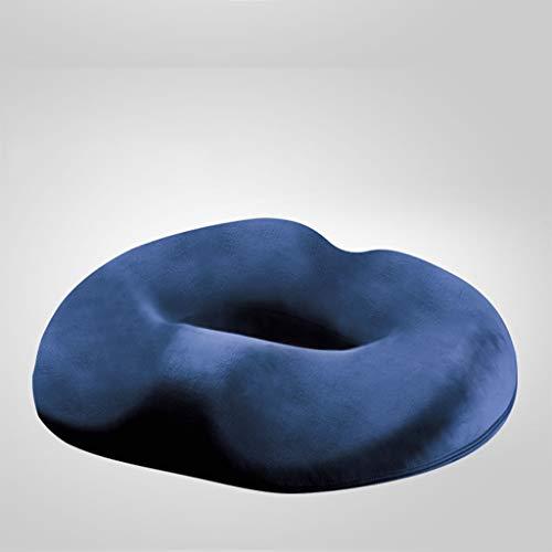 Shengyang, sedia a rotelle, auto, cuscino del sedile 100% Pure Memory Foam Sedie per ufficio cuscino ',' Meditazione yoga, cuscino coccige sostegno e comodo soft, 4 colori da scegliere
