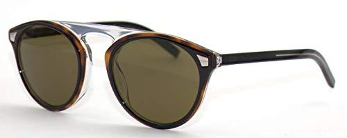 Dior DIORTAILORING2 QT WR7 Gafas de sol, Negro (Black Havana/Gn Green), 52 para Hombre