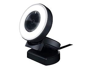 Razer Kiyo mantiene una iluminación regular y favorecedora y elimina las sombras pronunciadas Con una resolución de 720p a 60 FPS, la cámara Razer Kiyo mantiene la fidelidad visual de tus emisiones en streaming Compatible con plataformas populares co...