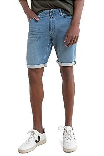 Kaporal VIXTO Short en Jeans, Exfrip, L Homme