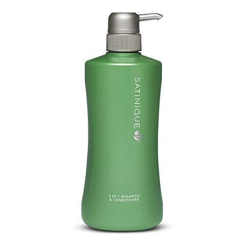 2-in-1 Shampoo und Pflegespülung SATINIQUE™ - 2 in 1 Shampoo & Conditioner - 750 ml - Amway - (Art.-Nr.: 116510)