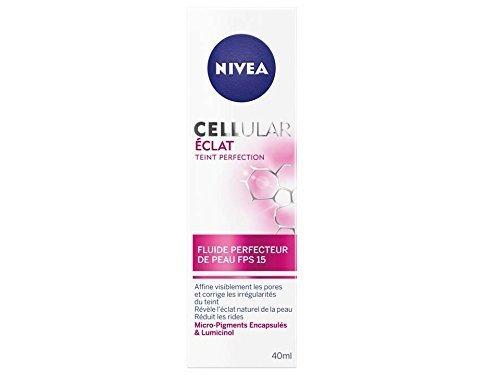 NIVEA CELLULAR Radiance Skin Perfection Fluid SPF15 40ml by Nivea