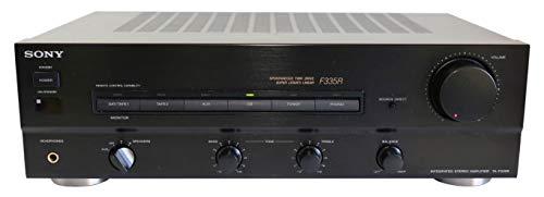 Sony TA-F 335 Stereo Verstärker in schwarz