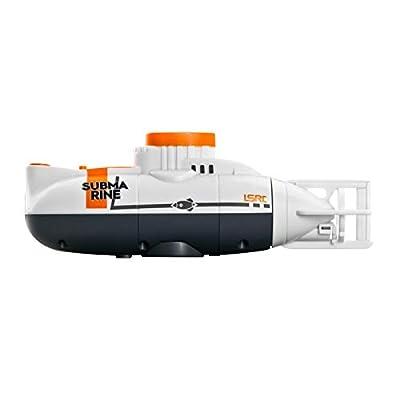 Mini Submarine Remote Control Boat ?Control Submarine Underwater Drone Boat Drones with Camera Remote Contro Boat for Kids Gift