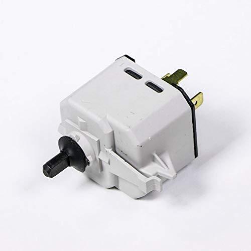 Whirlpool W10563095 Dryer Push-to-Start Switch Genuine Original Equipment Manufacturer (OEM) Part