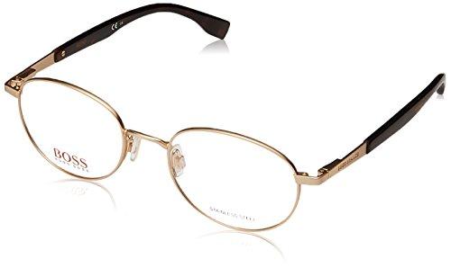 BOSS ORANGE BO0333-AOZ19-50 Brillegestelle BO0333-AOZ19-50 Rund Brillengestelle 50, Matte gold