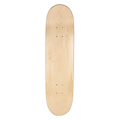 "BESIY Skateboard-Brett/Deck, blanko, 8.25\"""
