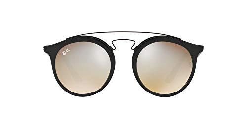 Ray-Ban 0Rb4256 6253B8 Gafas de sol, Matte Black, 49 Unisex-Adulto