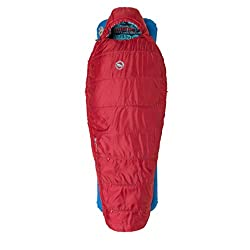 Big Agnes Duster 15 (Synthetic) Right, Red, Regular