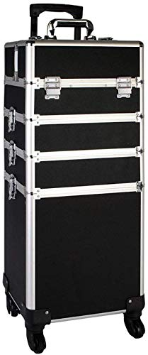 Trolley 3 koffer make-up beauty case nail art koffer voor make-up