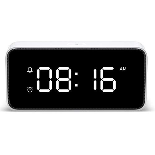 Jian E -/ Smart Alarm Klok Creatieve Student Kinderen Automatische Sensibilisatie LED Kleine Alarm Klok Persoonlijkheid Bluetooth Luidspreker Voice Afstandsbediening Wifi Mini Netwerk Radio -/