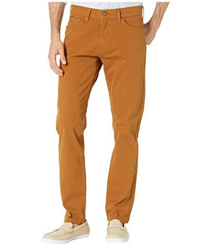 Dockers Men's Slim Fit Smart Jean Cut 360 Flex Pants, Dark Ginger, 34W x 32L