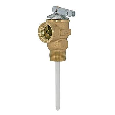 Cash Acme 60085 Temperature and Pressure Relief Valve by Cash Acme