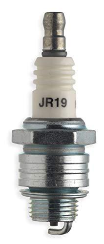 Universal Zündkerze JR19, SGO001: Kleinmotor-Zündkerze für Rasenmäher Motoren, hervorragendes Startverhalten, Original McCulloch Zubehör (Artikel-Nr. 00057-76.166.01)