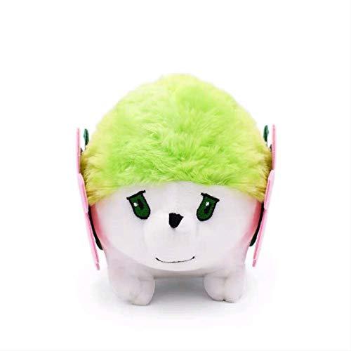 qwerbz 20cm Soft Toys Monster Plüschtier Puppe Gras Igel Geburtstagsgeschenke
