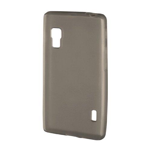 Hama 00075273 Cristal Carcasa del teléfono móvil para LG Optimus L5 II Gris