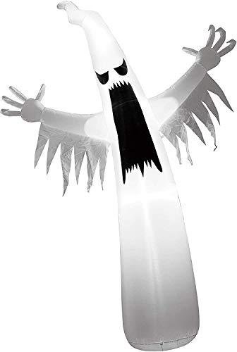 Towering Terrible Spooky Ghost