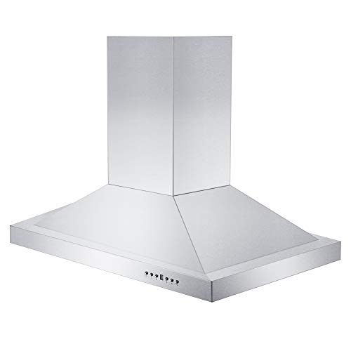 ZLINE 42 in. Island Mount Range Hood in Stainless Steel (GL2i-42)