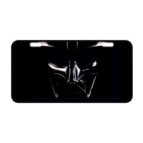 darth vader license plate frame - 4