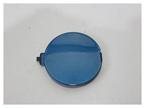 HUILING September Department Store Cubierta del Remolque del Parachoques Delantero y Trasero Parachoques de la Cubierta del Gancho del Remolque para Mazda CX 5 (Color : Blue)