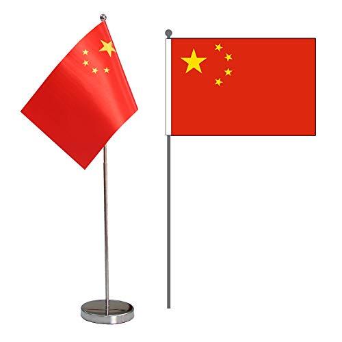 China Tischflagge 9