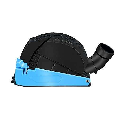 GJCrafts Cubierta Molienda Cubierta Polvo Cubierta Protectora Amoladora Angular Cubierta Recolección Polvo 115 mm / 125 mm Accesorio Herramientas Duraderas