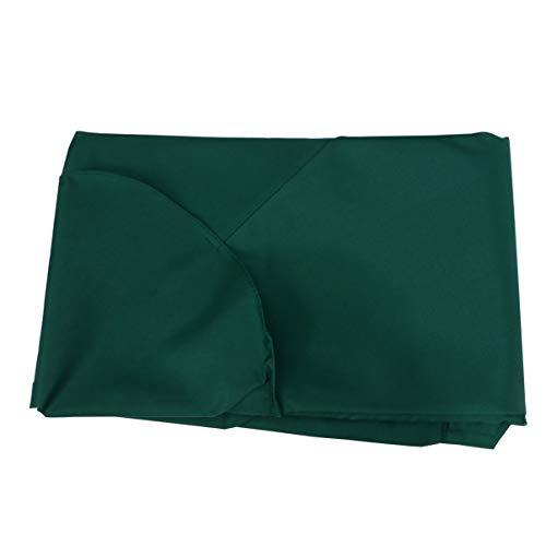 Hemoton Toldo de repuesto para sombrilla de patio, protección UV, para el mercado, para césped, bar, playa, piscina, patio