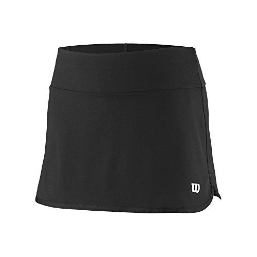 Wilson, G Team 11 Skirt, Falda tenis niña, Poliéster/licra