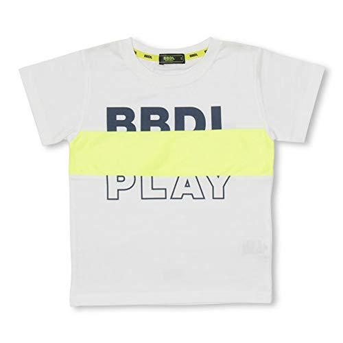 BABYDOLL(ベビードール)BBDL(ビー・ビー・ディー・エル)ロゴ切替Tシャツ 3972K 110cm ネイビー