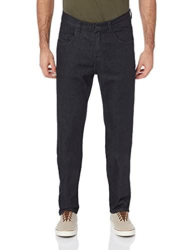 Calça Basica Polo Wear Jeans Preto 42