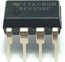Microchip MCP602-I//P MCP602 Dual Operational Amplifier Op-Amp 2.8MHZ 2.3V//us DIP-8 Breadboard-Friendly Pack of 4