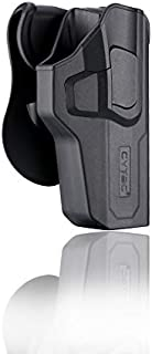 CYTAC Level II Tactical Security Holster | Fits CZ P-07 / P-09 | Includes Free Mag Pouch | R-Defender G3 Series