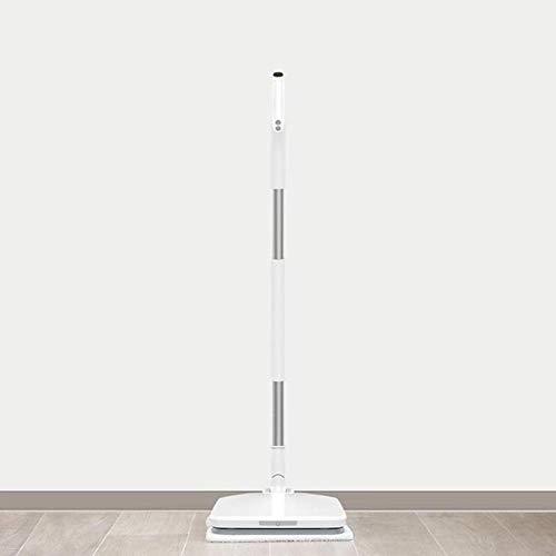 HNLSKJ Limpiador inalámbrico de Mano eléctrica Planta, Limpiador de la fregona mojada, hogar fregona automática, Aspirador ggsm