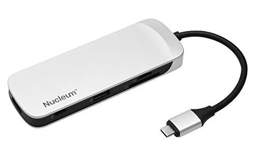 キングストン Kingston 7in1 USB Type-C ハブ Type-A3.0 Type-C HDMI SD MicroSD バスパワー Nucleum C-HUB...