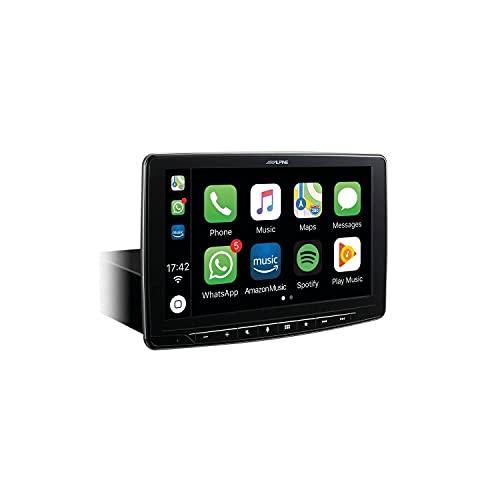 Alpine iLX-F903D Récepteur multimédia avec écran capacitif 9 Pouces Noir