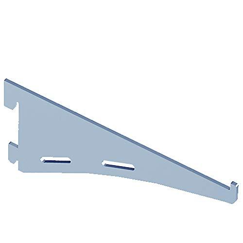 Element System Design en Acier – 10103 1 Blanc/aluminium RAL 9006, 10102-00034
