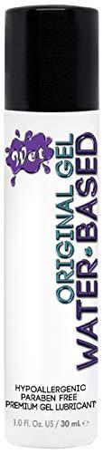 WET Original Gleitgel - Durchsichtig, 30 ml