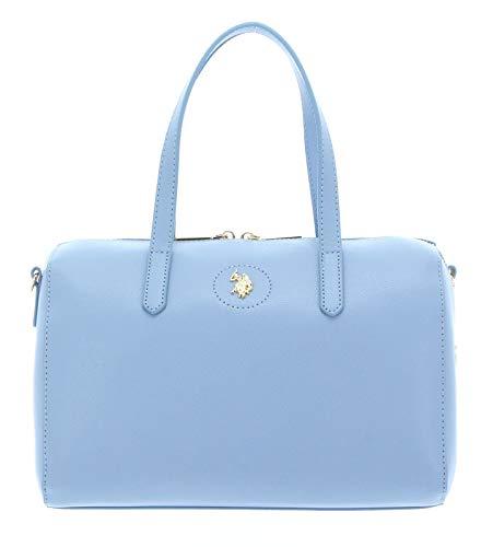 U.S. POLO ASSN. Jones Bowling Bag Light Blue