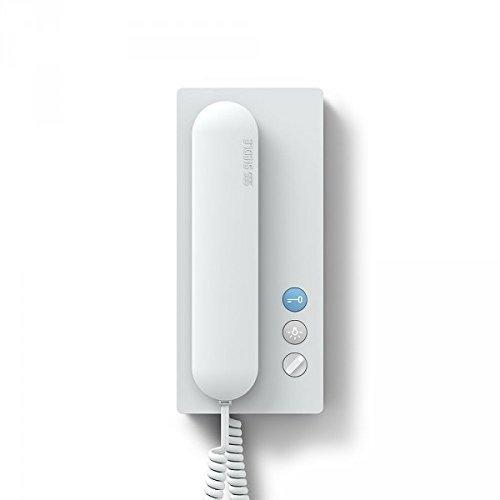 Siedle 2544150 Haustelefon Standard 1+n-Systam, HTS 811-0 W, weiß, 5 V