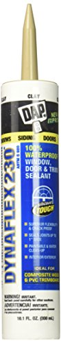 DAP 18416 10.1 oz Latex Clay Sealant