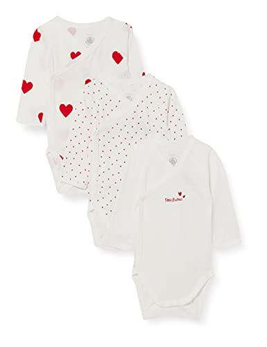 Petit Bateau A00AZ00 ropa interior, multicolor, 3 mes para Bebés