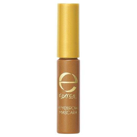Excel Tokyo Make Up Eye Brow Mascara N - Light Brown