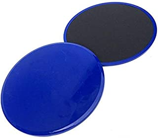 Core Sliders Exercise Gliding Discs Dual Sided Set of 2 Workout Sliders Abdominal Exercise Equipment for Abdominal Gym