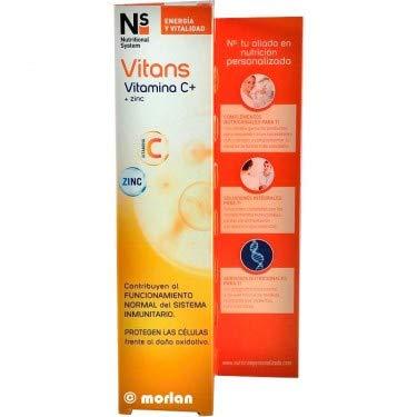 N+S VITANS VITAMINA C+ 20 COMP EFERV