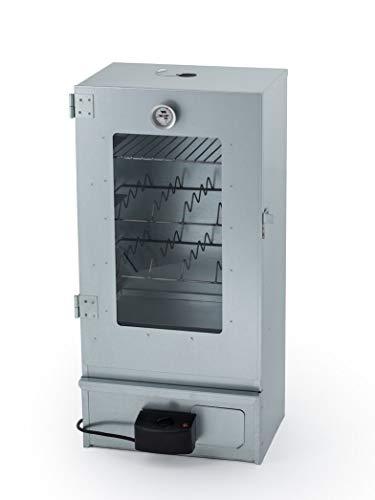 Elektro-Räucherschrank, verzinkt mit Glastüre EuroSmoker