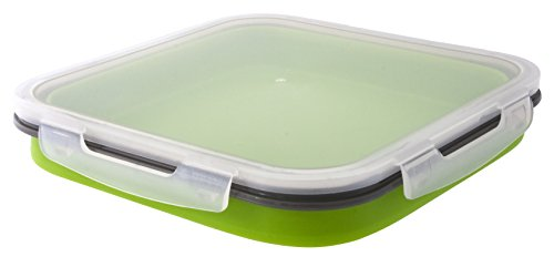 Lunch box taille L Verte Eurotrail 3 compartiments