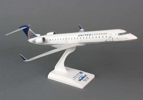 United Airlines Post Continental Merger CRJ-700 (1:100)