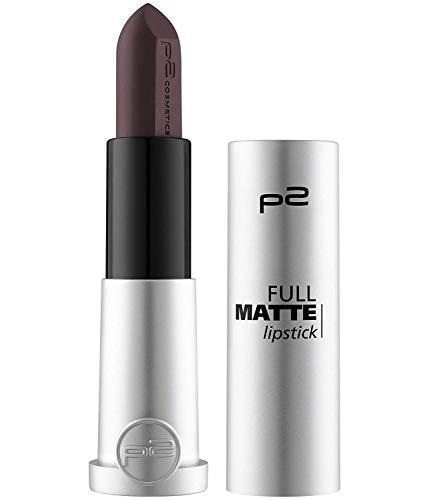 p2 cosmetics Lippenstift full matte lipstick 30, 4 g (130 aim for everything)