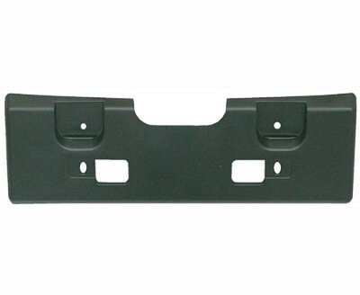 Screws /& Wrench Kit TN TrunkNets Inc Front Bumper License Plate Mounting Bracket for Nissan