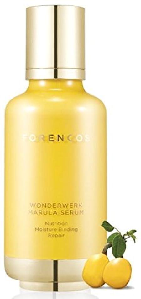 ブレーススコットランド人スズメバチ[FORENCOS] Wonderwerk Marula エッセンス/ Wonderwerk Marula Serum 50ml [並行輸入品]